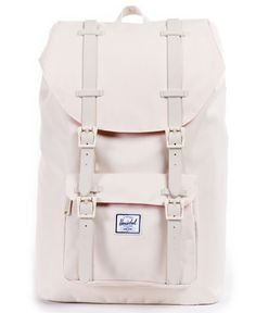 3ac2407446 Herschel Supply Co. - Little America Mid-Volume Backpack (Rubber-Natural)