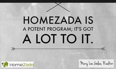 HomeZada is a potent program. It's got a lot to it.