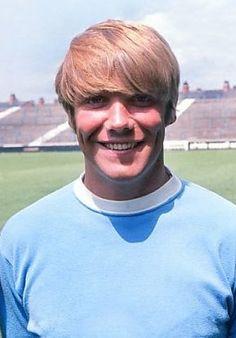 Tony Coleman Manchester City 1969