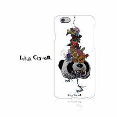 LALA CloveR.オリジナルiPhone6(4.7inch)ケースです。上面のみのプリントになります。画像3枚目の赤枠内にプリントが入ります。一部外枠に...|ハンドメイド、手作り、手仕事品の通販・販売・購入ならCreema。