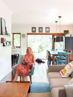 Kersten and Kim's Brightened Family House — House Tour