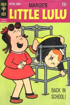 Little Lulu #190 - Published December 1968 by Dell/Gold Key