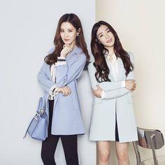 tiffany & seohyun