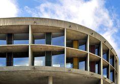 Carpenter Center - Boston (Le Corbusier)