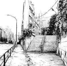 Drawing the Naked City |Manabe Shohei | Socks Studio