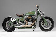 Harley Davidson Softail Bobber: #harleydavidsonbobberssoftail
