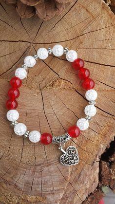 Clean Heart, Beaded Necklace, Bracelets, Jewelry, Beaded Collar, Jewlery, Pearl Necklace, Jewerly, Schmuck
