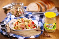 - zdroj: Potato Salad, Potatoes, Chicken, Meat, Ethnic Recipes, Food, Eten, Potato, Meals