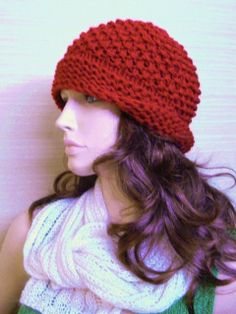Womens Celebration Hat with Small EarFlaps in by mckelveydalton, $35.00