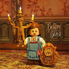LEGO BEAUTY AND THE BEAST