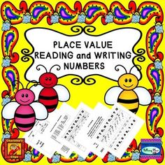 Place Value - Reading And Writing Numbers