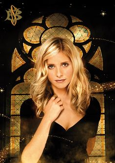 Buffy the first badass heroine that we all wante to be like!! Buffy Contre Les Vampires, Buffy Summers, Joss Whedon, Buffy The Vampire Slayer, Sarah Michelle Gellar Buffy, Boy Meets, Dracula, Fanfiction, Future
