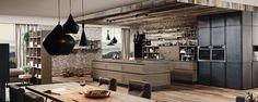 FM Küche Nordkamm im neuen österreichischen Landhausstil