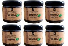 LOT OF 6 Jamaican Black Castor Oil Pomade - 13.2 Oz -- This is an Amazon Affiliate link. See this great product.