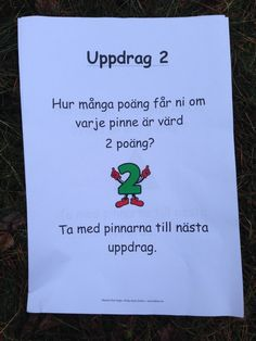 image Learn Swedish, Swedish Language, Outdoor Learning, Math Workshop, Kids Corner, Creative Kids, Learn English, Elementary Schools, Crafts For Kids