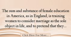 Harriet Martineau Quotes About Marriage - 44770
