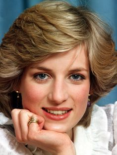 Lady Diana -- a treasure lost too soon.