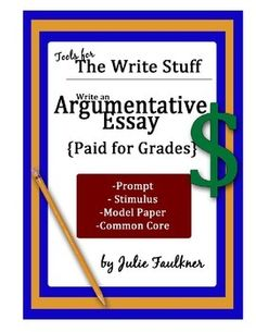 argumentive essay sample