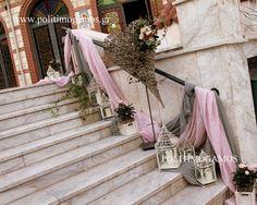 στολισμος γαμου με λινατσα - Αναζήτηση Google July Wedding, Dream Wedding, Friend Wedding, Wedding Engagement, Event Planning, Rustic Wedding, Marie, Backdrops, Wedding Decorations