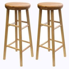 Furniture - The classic Swivel Stools makes for a comfortable and stylish addition to a high top table or bar. The swivel capability makes for easy on and off. This attract