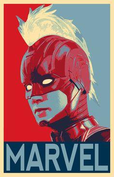 Captain Marvel Pop Art Illustration Marvel Avengers Film image 1 Superhero Pop Art, Superhero Movies, Captain Marvel, Marvel Avengers, Pop Art Design, Art Designs, Poster Prints, Art Prints, Posters