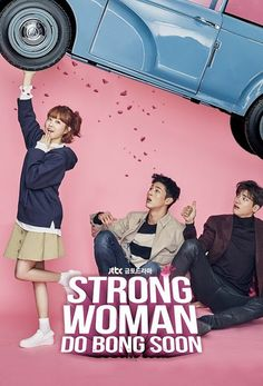 K-drama Mulher forte do Bong Soon Korean Drama List, Watch Korean Drama, Korean Drama Movies, Korean Actors, Strong Girls, Strong Women, Shopping King Louie, Strong Woman Do Bong Soon Wallpaper, Ahn Min Hyuk