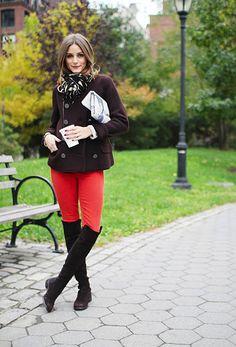 Olivia Palermo 5050 Boot | 1 Million Reasons to Love Stuart Weitzman