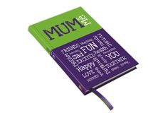 Win one of 3 Mum & Me Journals for Mother's Day