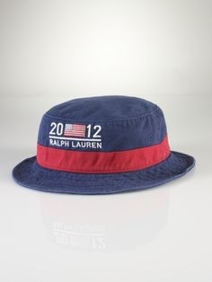 9430d17bb69 Team USA Bucket Hat - Polo Ralph Lauren Hats   Scarves - RalphLauren.com