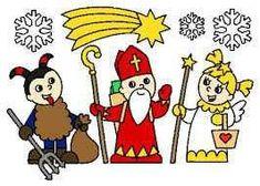 Mikuláš, čert a anděl Brno