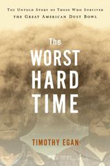 Worst Hard Time by Timothy Eagen