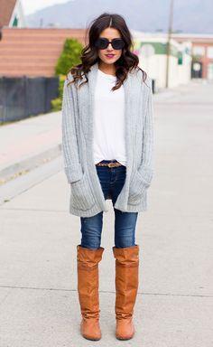 Stilettos and Diapers: Fall Fashion Inspiration (Hello Gorgeous)
