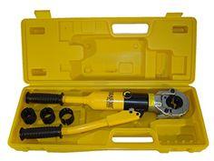 Pipe PEX Copper Crimper Clamping Crimping AC Tool 1/2″,5/8″,3/4″,1″ (16, 20, 25, 32 mm) F-32Y  http://www.handtoolskit.com/pipe-pex-copper-crimper-clamping-crimping-ac-tool-1258341-16-20-25-32-mm-f-32y/