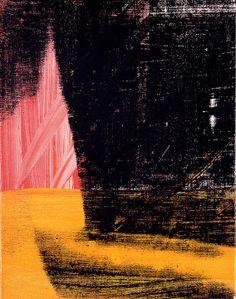 Andy Warhol Shadow (Black/Pink), 1978 silkscreen and acrylic on canvas