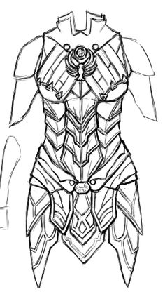 SO I was thinking it would be really cool to cosplay as a Nightingale. And then I started drawing the armor. It would just be very hard. Skyrim Armor, Skyrim Cosplay, Cosplay Armor, Cosplay Diy, Larp, Skyrim Nightingale Armor, Leather Armor, Cosplay Tutorial, Armor Concept
