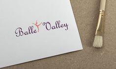 Our work (ballet school) #logo #designlogo #classiclogo #balletlogo #createlogo #logotype #mockup