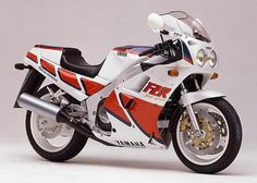 1987 Yamaha FZR1000 #Motorcycle #Sportsbike #Yamaha