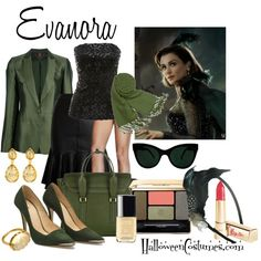 Evanora from Oz the Great and Powerful #Fashion #Inspiration