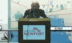 George Wein Announcing the addition of the Day at Fort Adams the 2014 Newport Jazz Festival - Anniversary Newport Jazz Festival, 60th Anniversary, Foundation, Music, Outdoor, Fictional Characters, Wine, Musica, Outdoors