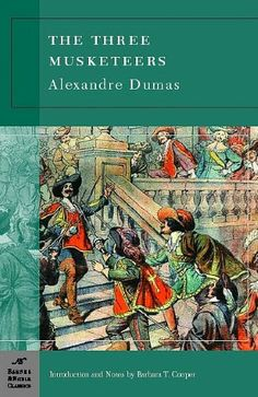 The Three Musketeers - Alexandre Dumas 三銃士