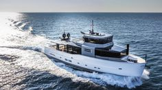The Eco-Friendly Arcadia 85S Yacht Will Make Your Day