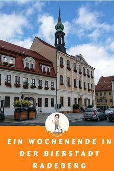 Die Bierstadt Radeberg bei Dresden ist ein schönes Ziel für ein Wochenendtrip. #sachsen #deutschland #wochenende