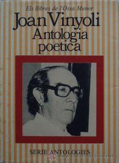 El domingo 30 de noviembre recordamos y leemos a #JoanVinyoli