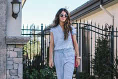 Cambray Jumpsuit …