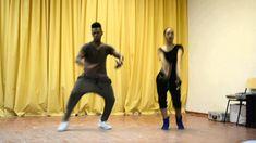 Yoandy Villaurrutia y Diana Rodriguez timba  Goza a lo cubano ( salsa, t...