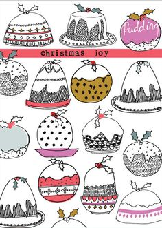 print & pattern: XMAS 2015 - stop the clock