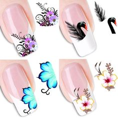Nail Stencil Stickers New Arrivals Different Fashion Pattern Watermark Nail Sticker Toe Nail Art Stickers Makeup Beauty Tool Accessories Nail Sticker Decals From Winhappyhome, $6.0| Dhgate.Com