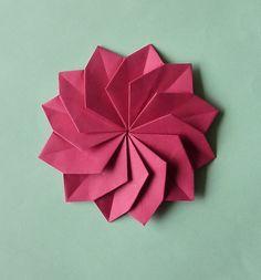 pattern origami tessellations