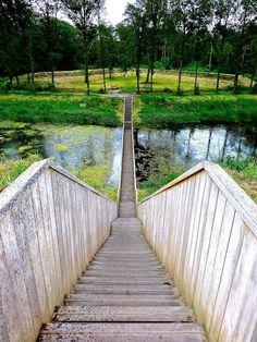 The Bridge of Moses - Netherlands