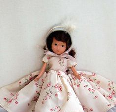 Bisque doll nancy dell olio and dolls on pinterest